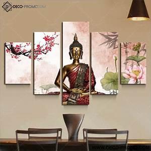 Tableau En 5 Parties : la d coration int rieur murale rhabille tous vos murs ~ Dailycaller-alerts.com Idées de Décoration