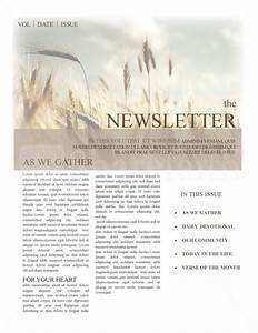 christian newsletter templates template newsletter templates With free christian newsletter templates