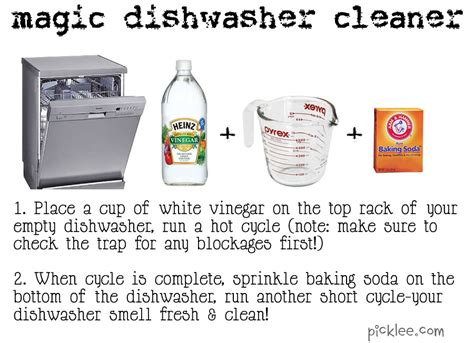 cleaning dishwasher 5 great diy cleaning solutions part two thifty sue