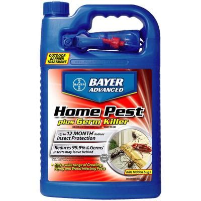 bayer advanced 1 gal ready to use home pest plus germ