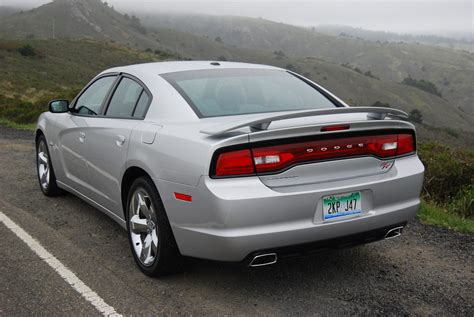 2012 Dodge Charger R/t Road & Track Review