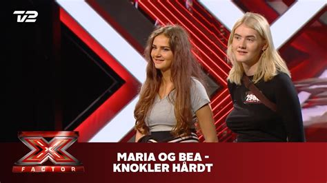 X Factor 2019 Auditions by Og Bea Synger Knokler H 229 Rdt Gilli X