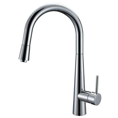 mixer pull kitchen sink tap spray enki faucet modern pullout venus taps tapware brushed steel mixers sprayer chrome sinks amazon