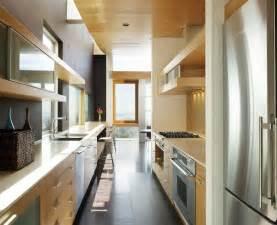 Corridor Shaped Kitchen by Galley Kitchen Design Ideas That Excel