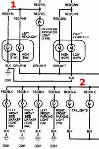 1997 Honda Accord Tail Lights Wiring Diagram