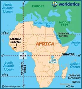 Sierra Leone Map / Geography of Sierra Leone / Map of Sierra Leone ... Sierra Leone