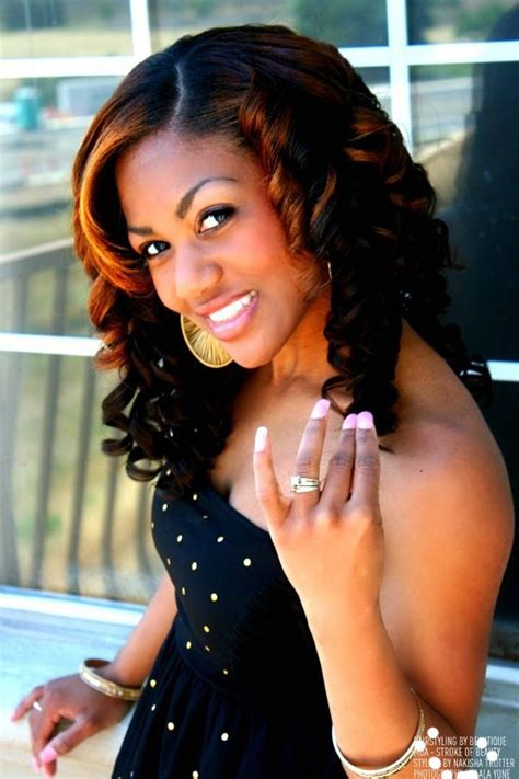Sew In Hairstyles 2014 by 10 Sew In Hairstyles For Black Black