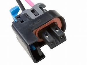 Fuel Injector Multec 2 Mini Delphi Connector Pigtail
