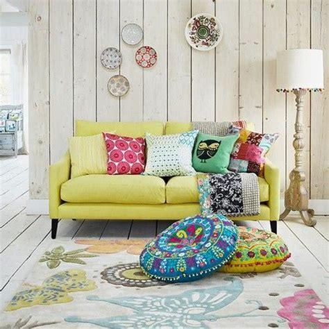 Bohemian Floor Cushions Uk by Boho Artsy Inspiration Via Housetohome Co Uk My Ideal