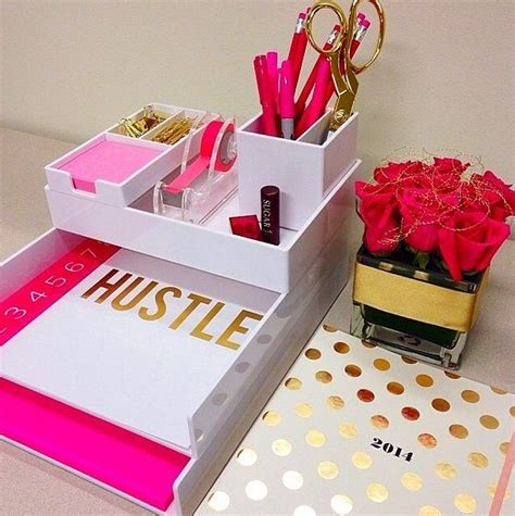desk organizer for women 10 items for cubicle to make office fun interesting