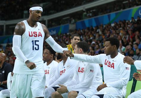 Playing In The Olympics Again Will Provide A Big Year For