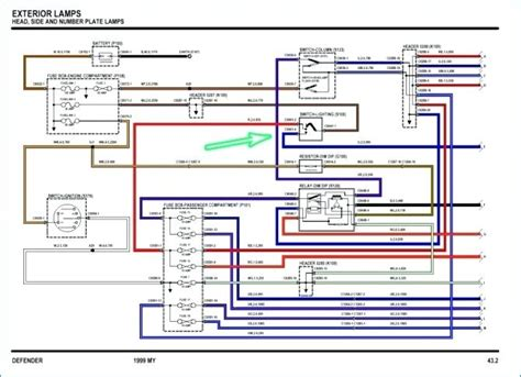 land rover discovery 3 trailer wiring diagram tropicalspa co
