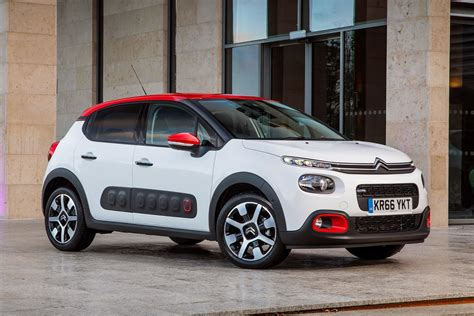 2017 Citroen C3 News And Information