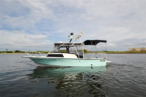 Stamas Boats For Sale by 1974 Used Stamas 26 Americana Cuddy Cabin Boat For Sale