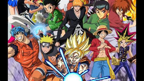 best animes of all times my top 15 anime m艨ng艨 series of all time 2014