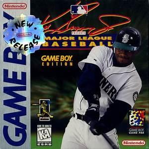 Ken Griffey Jr Baseball Game Boy