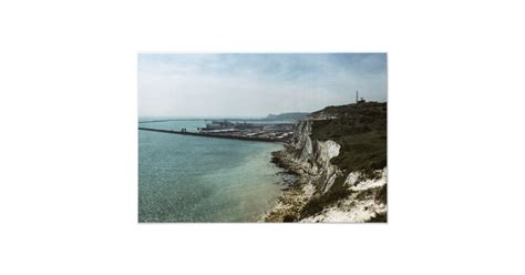 The White Cliffs of Dover Photo Print | Zazzle.co.uk