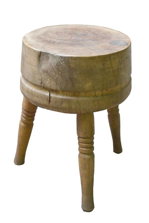 Product Details Round Butcher Block Table
