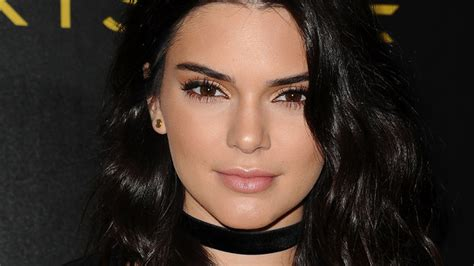 Kendall Jenner Chopped Her Hair Into Her Shortest Style