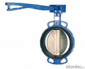 Butterfly Valve Dn450 Bs5163 Low Price Turbine Type Real