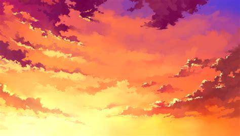 sky anime background sky anime anime background