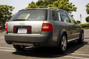 2004 Audi Allroad Quattro - Overview