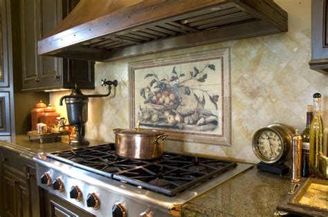 kitchen mural backsplash kitchen beautiful kitchen design ideas with wine mural