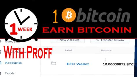 how to earn bitcoin without mining how to earn bitcoins fast and easy 1 bitcoin with proff