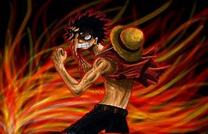 Luffy Angry Wallpaper | www.imgkid.com - The Image Kid Has It!