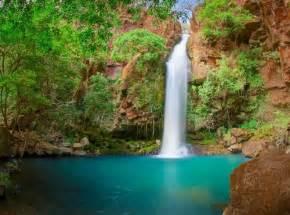 Tamarindo Costa Rica Waterfalls