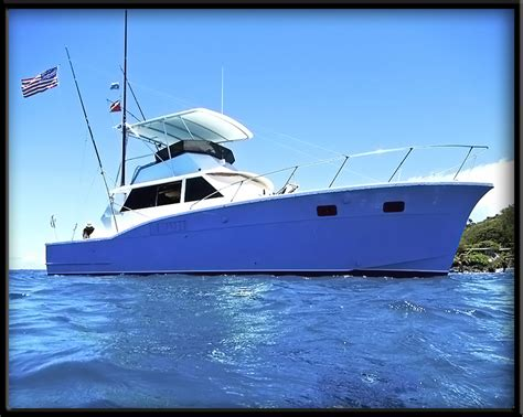 Fishing Charter Boat Hawaii by North Shore Charter Boat Foxy Lady Quot The Seeker Quot Oahu Hawaii