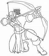 Coloring Marvel Hawkeye Hawk Avengers Eye Sheets Artikel Mamvic Dari sketch template