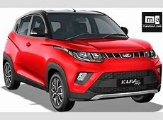 Mahindra KUV100 Diesel K8 Price, Specs, Review, Pics