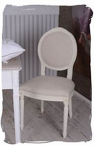 Stuhl Vintage Weiß : barock stuhl medaillon sessel landhausstil weiss polsterstuhl speisezimmer ebay ~ Pilothousefishingboats.com Haus und Dekorationen