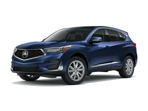 new 2019 acura rdx price photos reviews safety