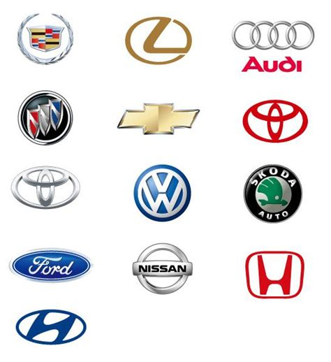 Amazing Brand Logos Images With Names Of Cars 2014 Brand