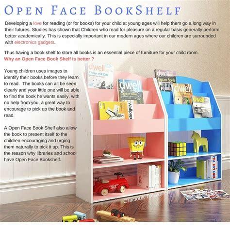 childrens book rack open bookshelf bookshelf children book shelf 2169