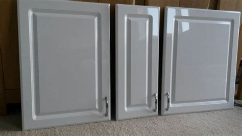Replace Cupboard Doors by White Gloss Kitchen Cupboard Doors Buy Sale And Trade Ads