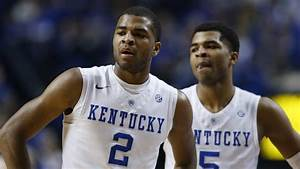 Twins Aaron, Andrew Harrison leave Kentucky for NBA Draft ...