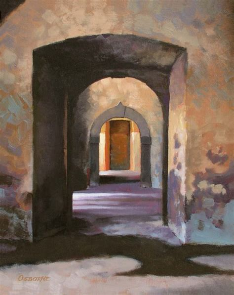 sold paintings arches orbetello