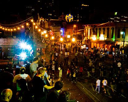 6th Street Austin - Austin Texas Entertainment District