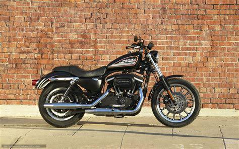 Harley Davidson Sportster Motorcycles Wallpaper by Wallpaper Harley Davidson Sportster Xl 883 R