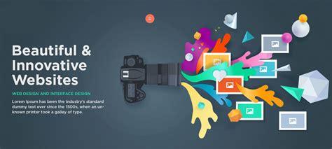 portfolio web banner design