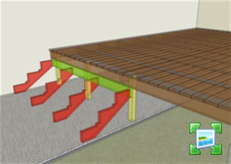 plan escalier terrasse bois 9 messages