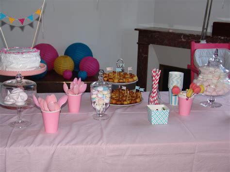 sweet day deco de f 234 te anniversaire baby shower diy