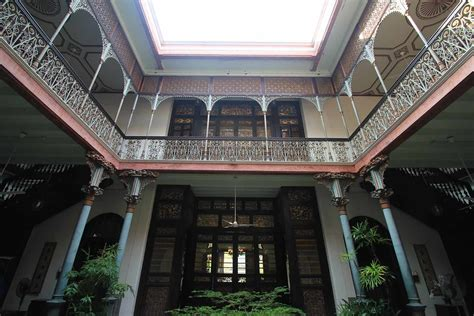 Masterful Artistry Mansion by Architecture Cheong Fatt Tze S Blue Mansion Hotel In Penang