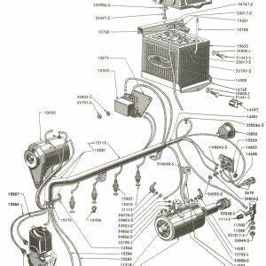 Ford 9n Wiring Schematic