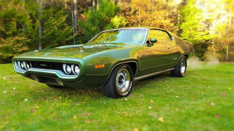 plymouth gtx overview cargurus