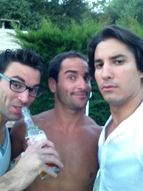 """Submitted 6 years ago by w00ster. Jeremy Ferrari on Twitter: """"@lezghad @florentpeyreoff @ruquierofficiel tu parles de vacances ..."""