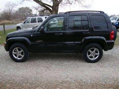 jeep liberty limited 2004 purchase used 2004 jeep liberty limited heated leather